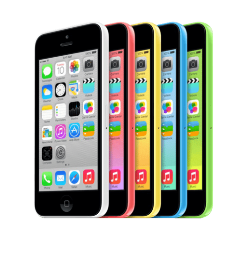 iPhone 5C 16GB Lock Nhật