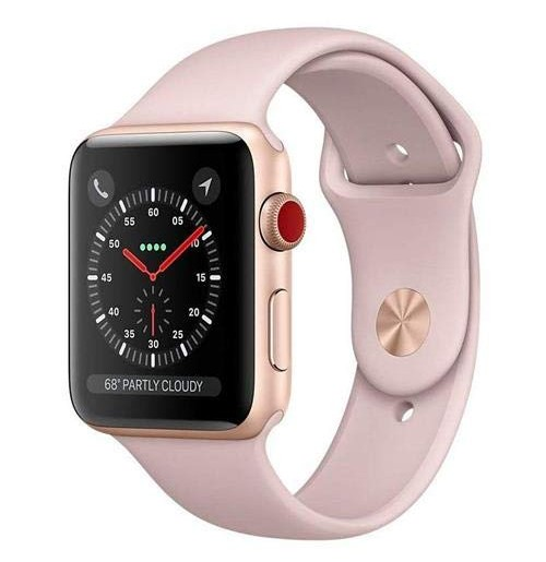 Apple Watch 3 (38mm) Likenew 99%